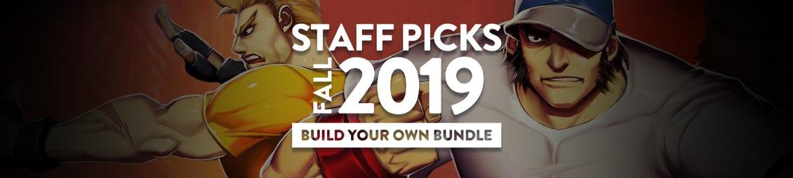 pick and mix staff picks fall 2019