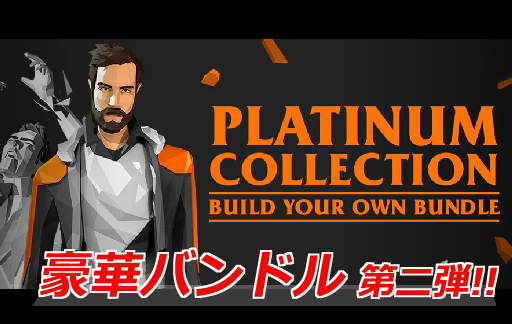 Platinum Collection:Build Your own Bundle_第二弾